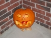 s-first-jack-o-lantern